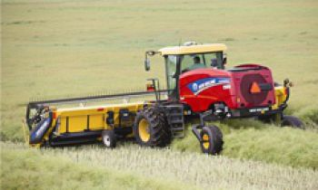 New Holland Haytools and Spreaders, Collect Hay and Prepare Bales